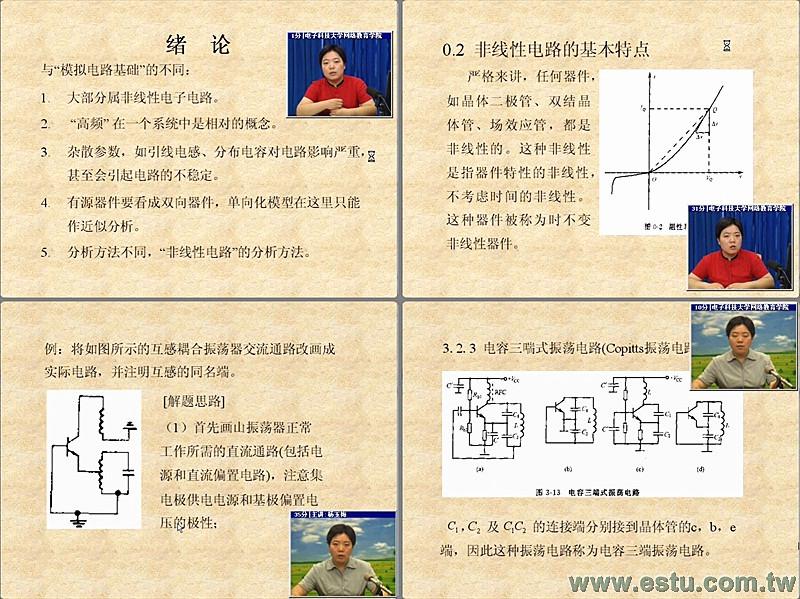 射频模拟电路-全46集 | 易学族课程网